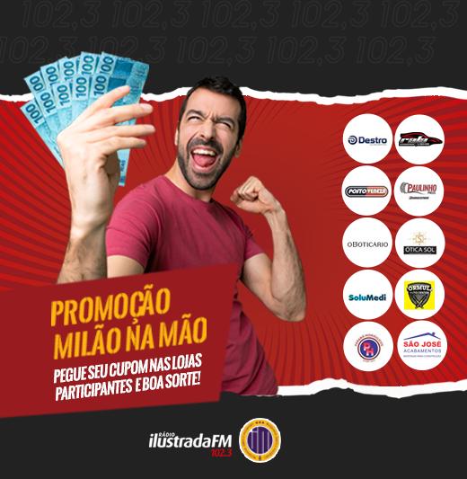 Promoção Milão na Mão