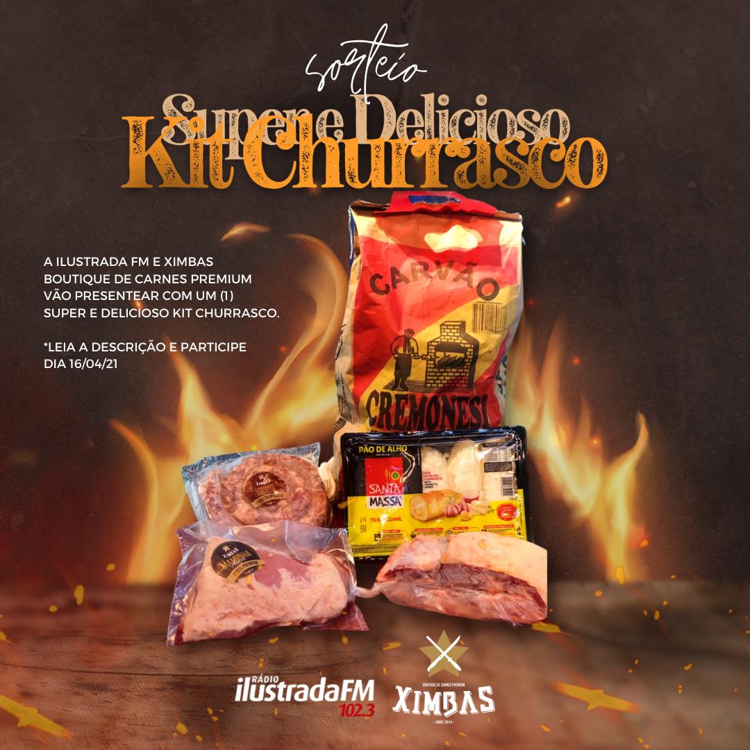 Um super e delicioso kit churrasco do Ximbas🥩🔥