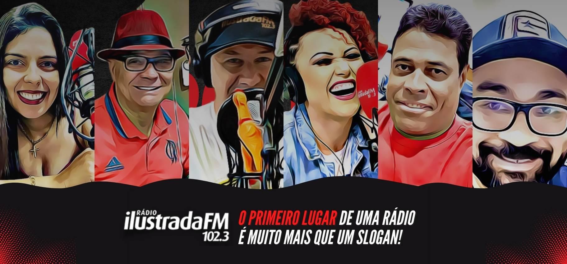 Rádio Mais Ouvida De Umuarama IlustradaFM
